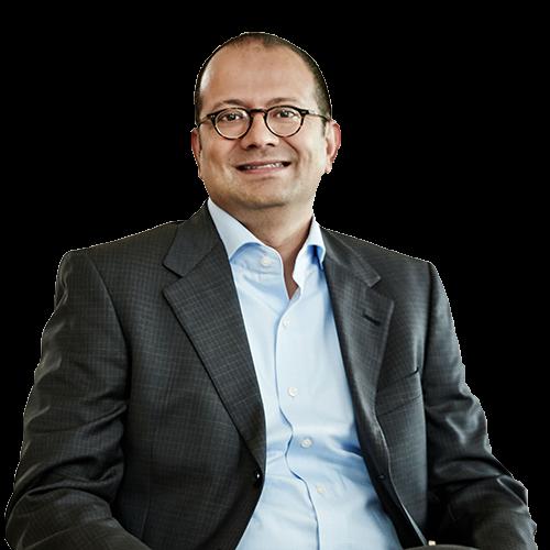 MiTek Headshot of Amit Shah - SVP, Secretary and General Counsel
