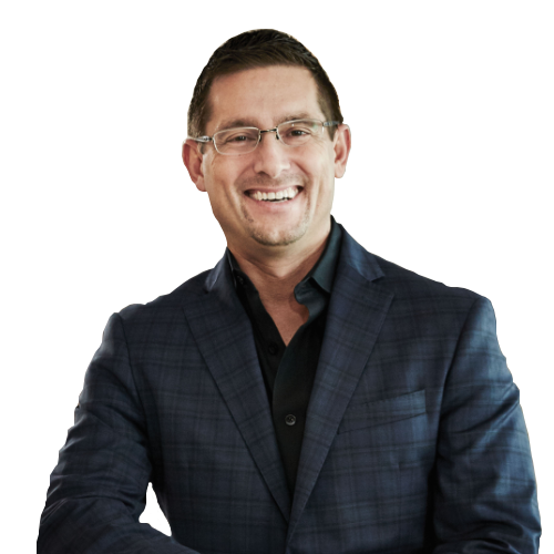 MiTek Headshot of Chris Hollander - President, New Market Growth
