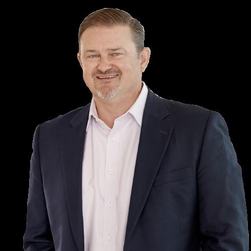 MiTek Headshot of Lance Howard - President, Commercial Building Solutions