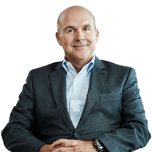 MiTek Headshot of Terry McGrath - Executive Vice President, Chief Financial Officer