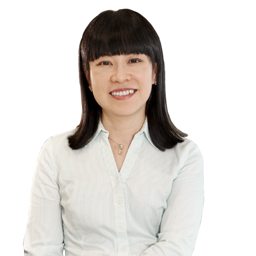 MiTek Headshot of Faith Tang - SVP, Chief Information & Digital Officer